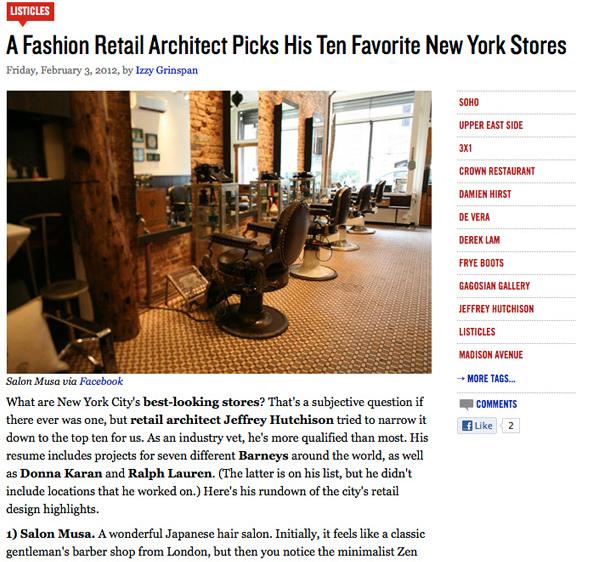 Racked NY Jeffrey Hutchinson Favorite Stores