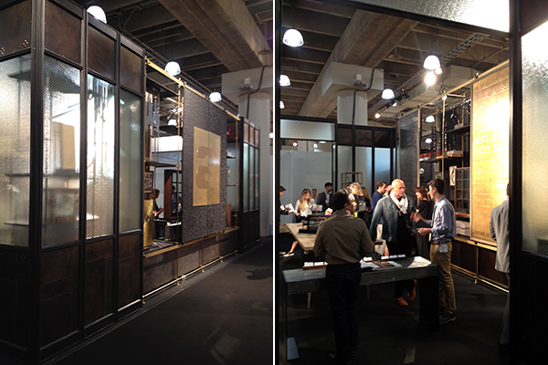 Highlights from ICFF: Amuneal