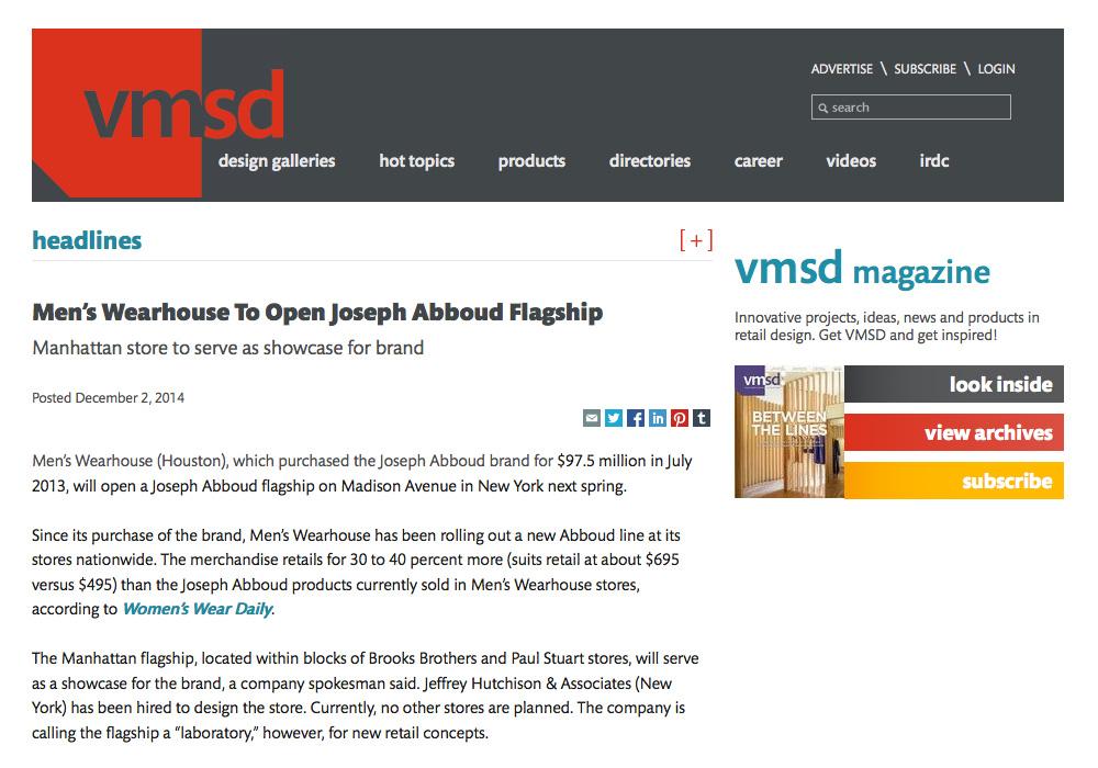JHA Press: VMSD