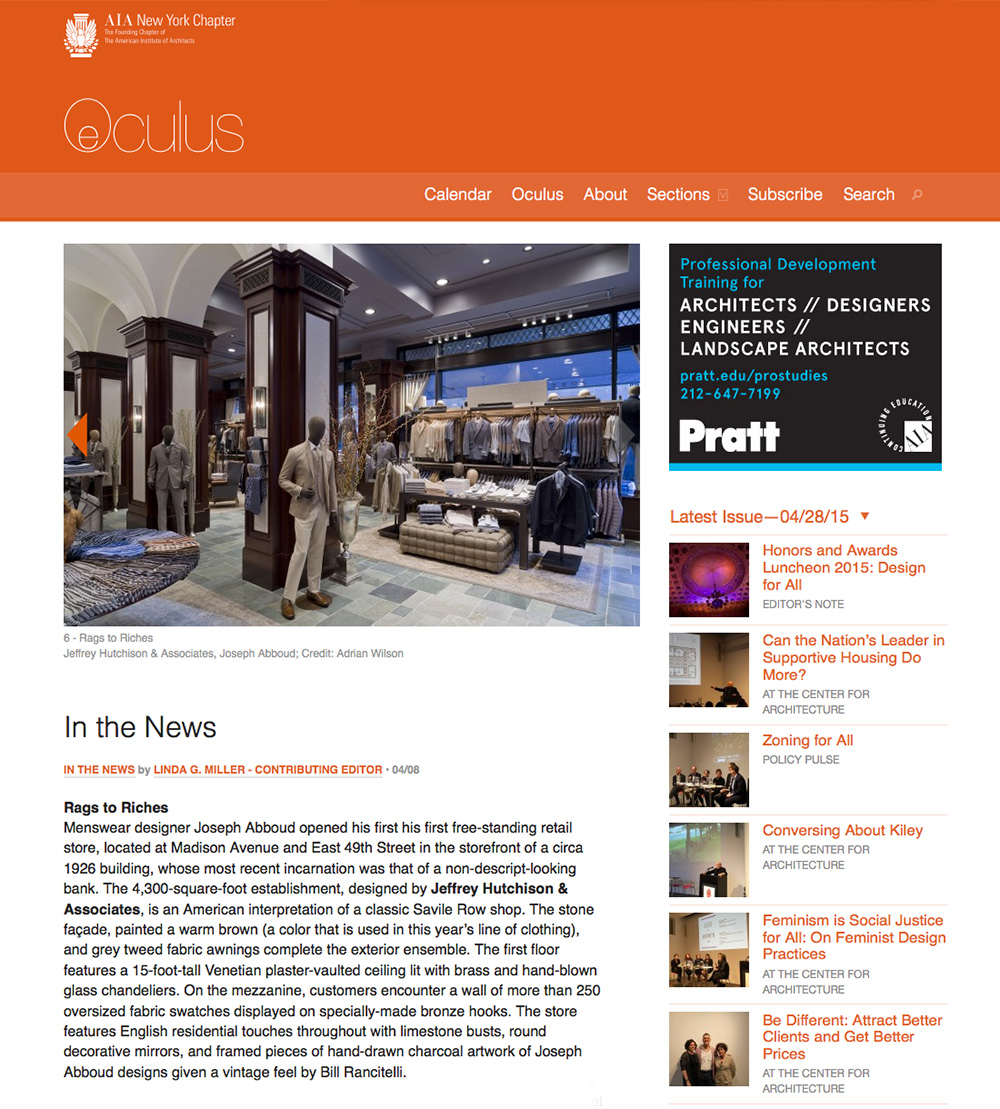 JHA Press: eOculus