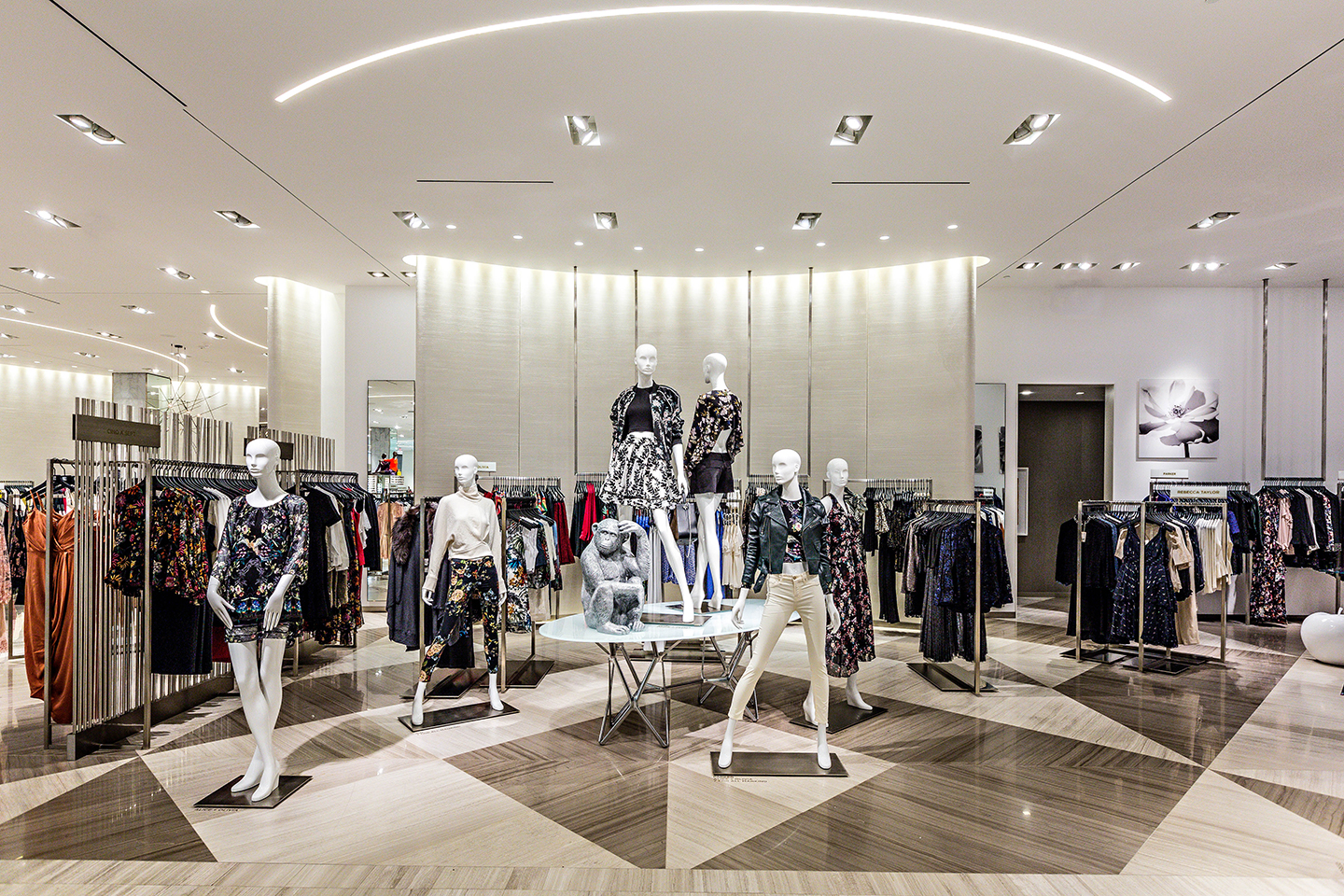 Saks Brickell by Jeffrey Hutchison & Associates
