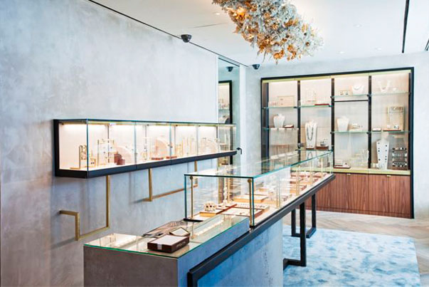 Ippolita Madison Avenue Store Jeffrey Hutchinson