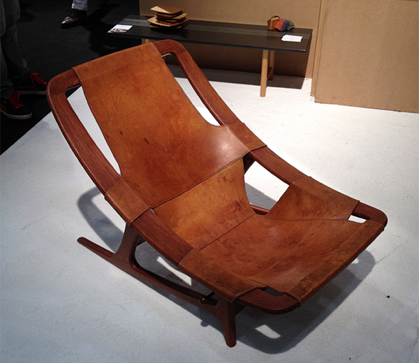 The Best and Next of Design: Highlights from ICFF: Norwegian Chair