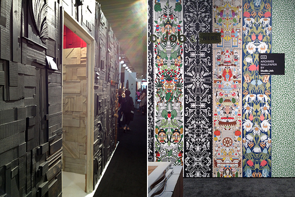 The Best and Next of Design: Highlights from ICFF: Peter Glassford & Studio Job