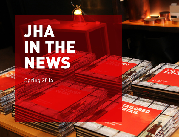 JHA in the News: Spring 2014