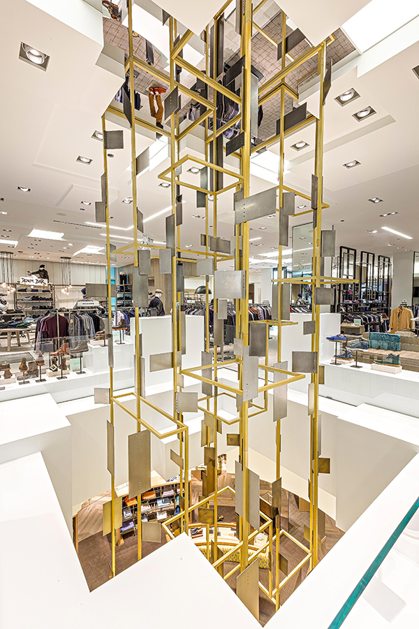SAKS FIFTH AVENUE: JHA WINS BEST STORE DESIGN OF THE YEAR