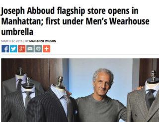JHA: Press: Chain Store Age