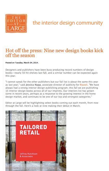 JHA: Press: Editor At Large