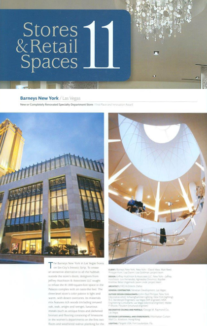 JHA: Press: Stores & Retail Spaces
