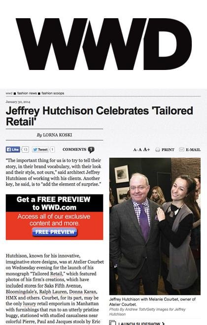 JHA: Press: WWD