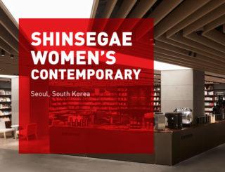 JHA: New Project: Shinsegae Women's Contemporary