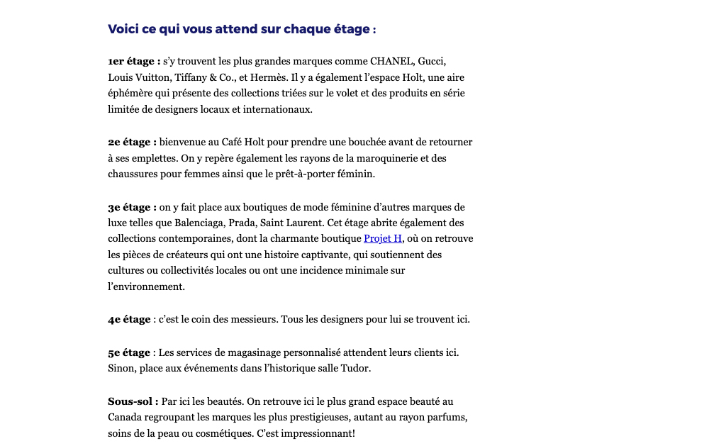JHA Press: Huffington Post Quebec