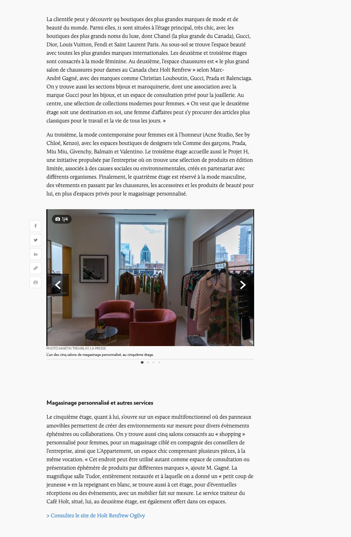 JHA Press: La Presse